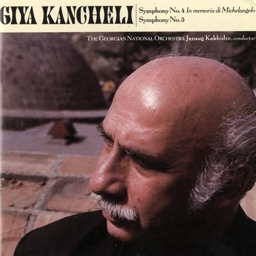 Giya Kancheli's avatar