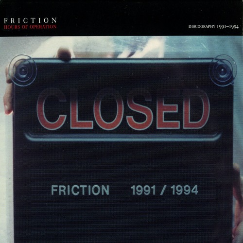 Friction's avatar