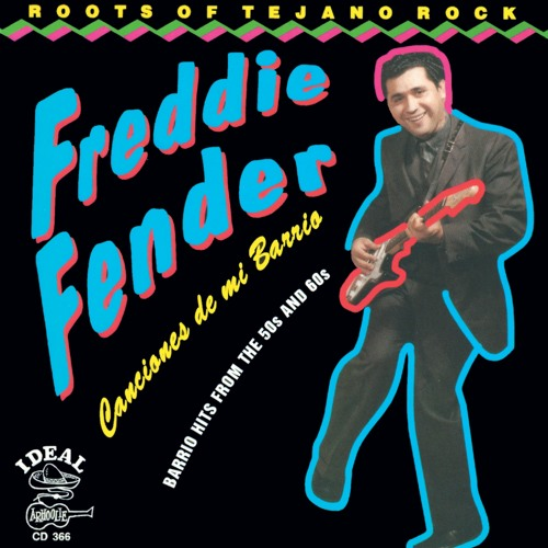 Freddy Fender's avatar