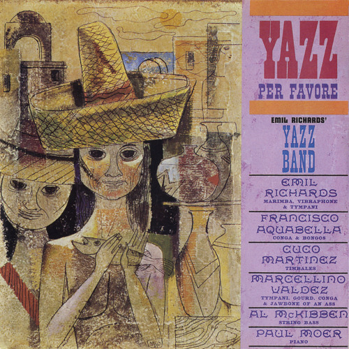 Emil Richards' Yazz Band's avatar
