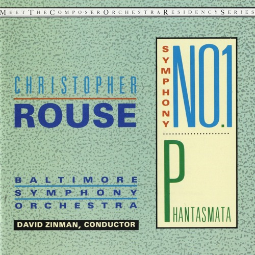 Christopher Rouse's avatar