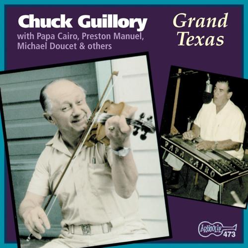 Chuck Guillory's avatar