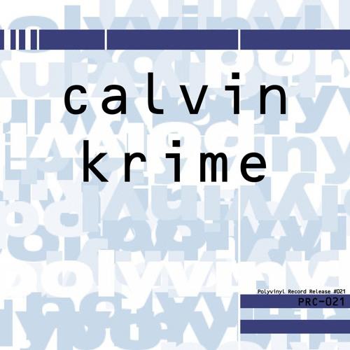 Calvin Krime's avatar