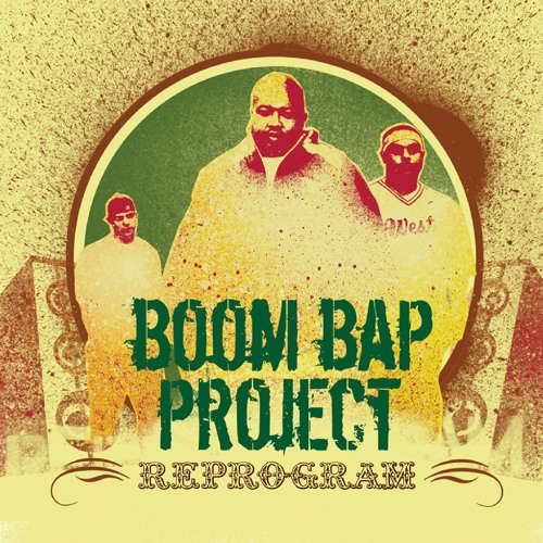 Boom Bap Project's avatar