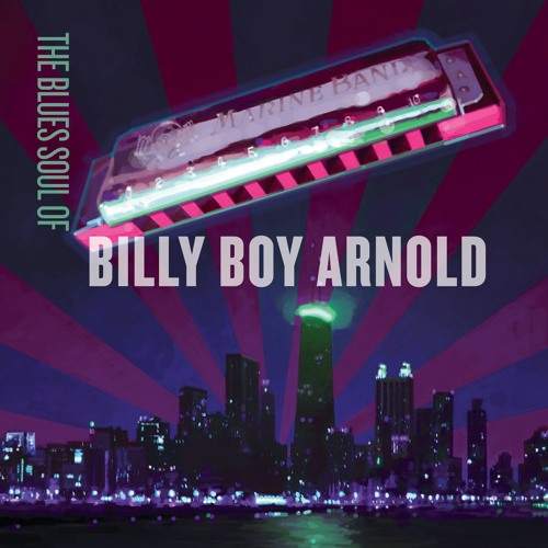 Billy Boy Arnold's avatar