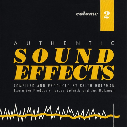 Authentic Sound Effects's avatar