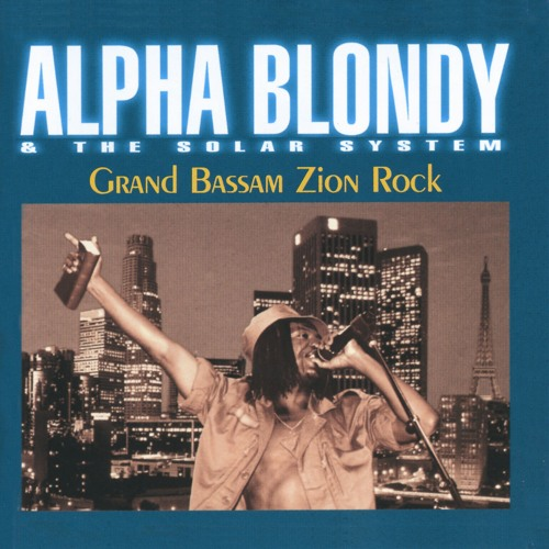 Alpha Blondy's avatar