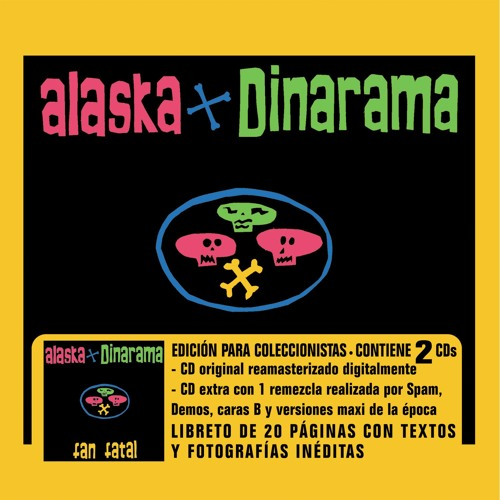 Alaska y Dinarama's avatar