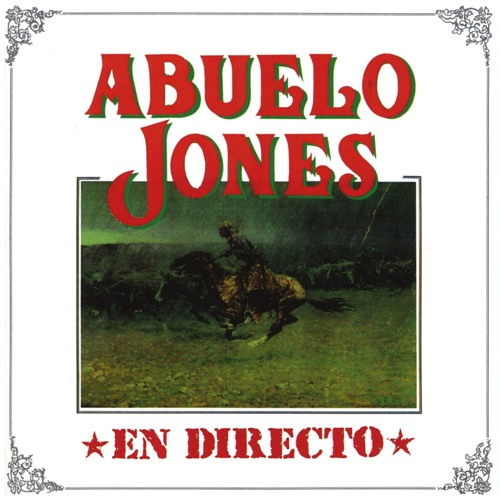Abuelo Jones's avatar