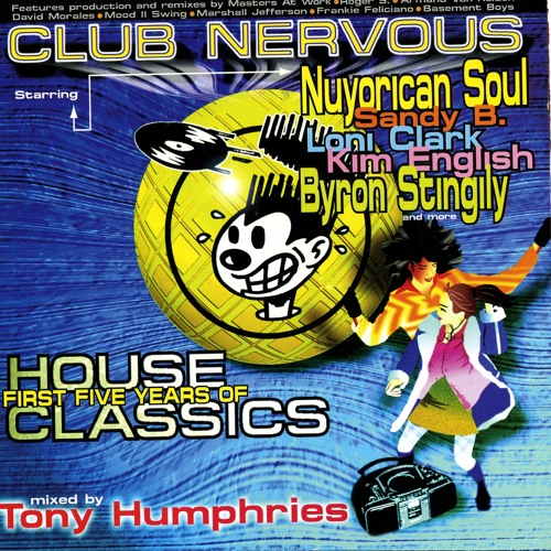 Tony Humphries/Sandy B's avatar