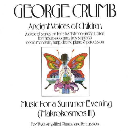 GEORGE CRUMB's avatar