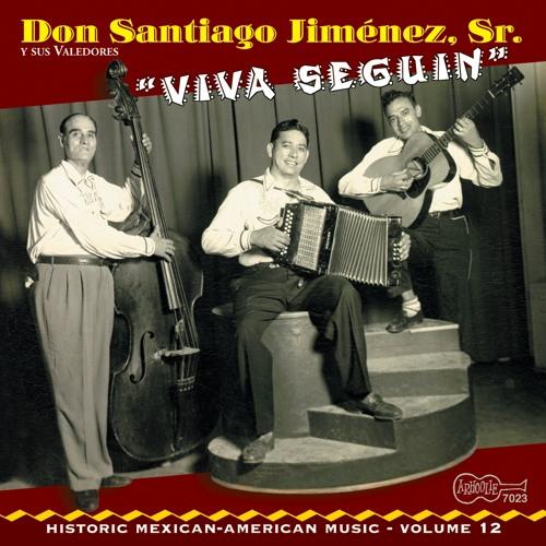 Don Santiago Jimenez, Sr.'s avatar