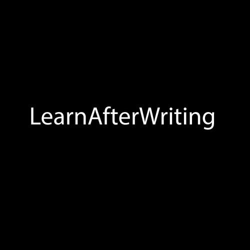 learnafterwriting's avatar