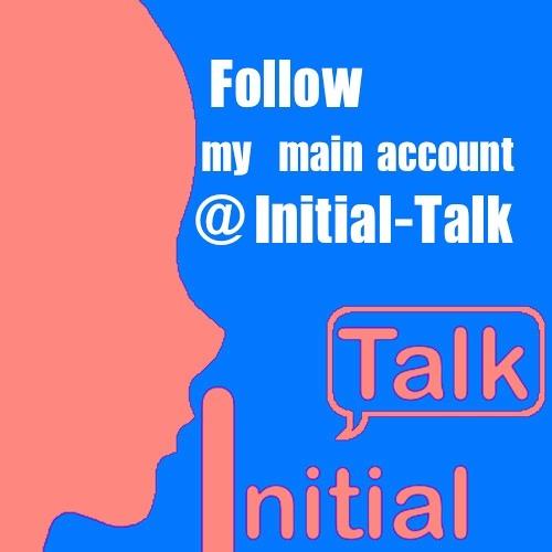 Initial Talk 3.0 (alt.)'s avatar