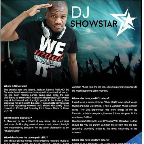 DJ Showstar's avatar