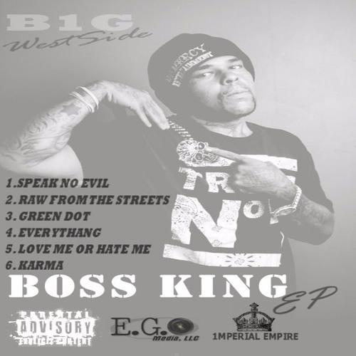 Boss King aka B1G ROB's avatar