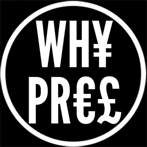 Why Pree Music's avatar