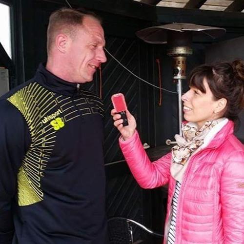 Radio KW-Interview: Stefanie Hain interviewt Torwarttrainer Sascha Brandt (DFB/MSV/VfL)