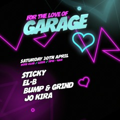 For The Love of Garage