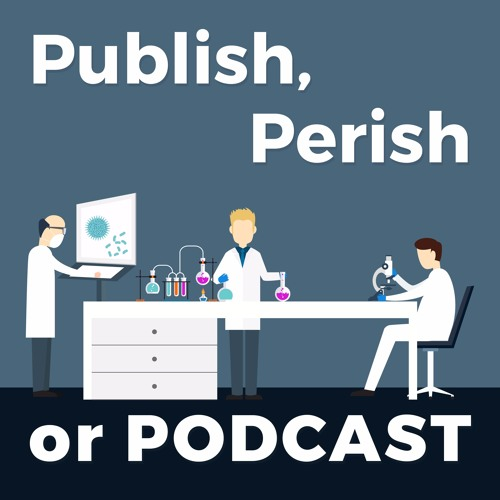Publish, Perish or Podcast's avatar