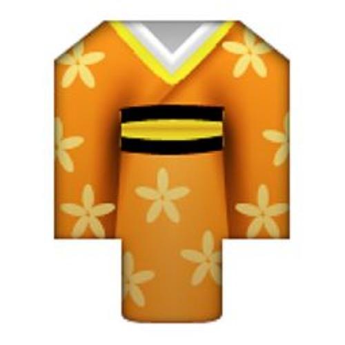kimono emoji's avatar