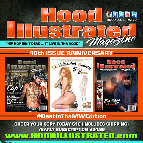 Hood Illustrated's avatar