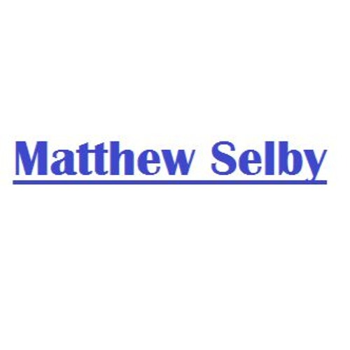 Matthew Selby's avatar