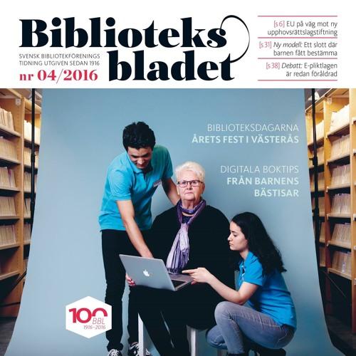 Biblioteksbladet's avatar