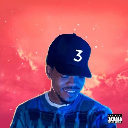 Chance The Rapper - Coloring Book's avatar
