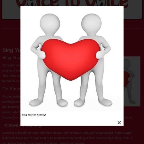 Voice to Voice Choir's avatar