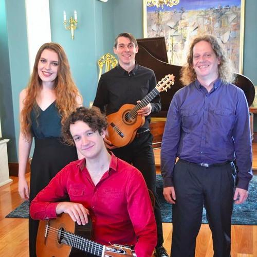 Brisbane Guitar Quartet's avatar