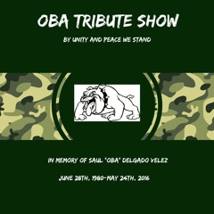 Oba's Tribute Show
