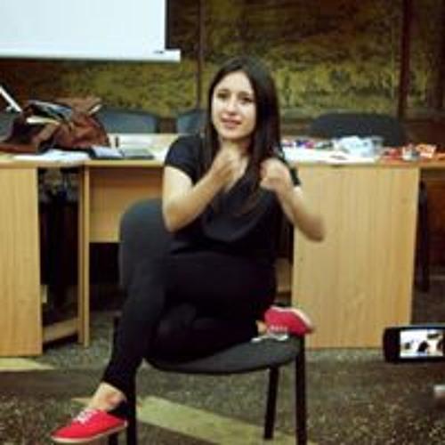 Roza Sarkisian's avatar