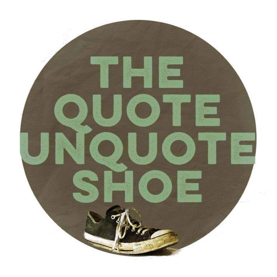 The Quote Unquote shoe