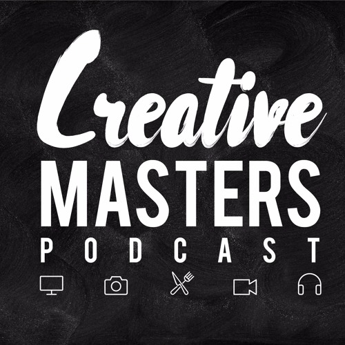 Creative Masters Podcast's avatar