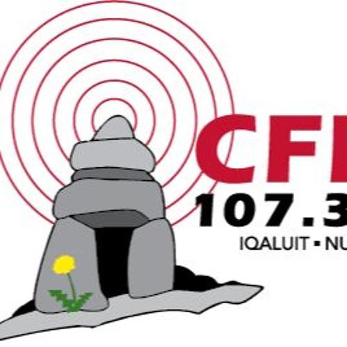 CFRT 107,3 FM Iqaluit's avatar