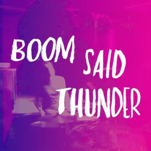 Boom Said Thunder's avatar