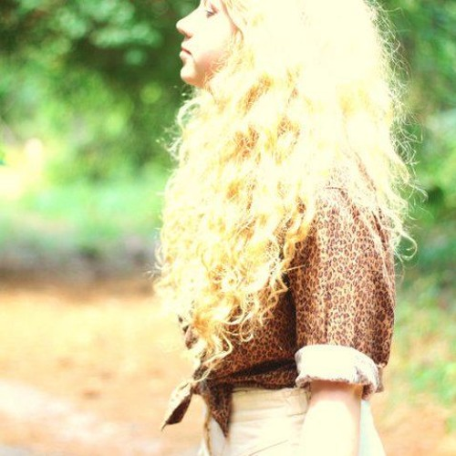 Sunshine Lady |.Taken by Trees
