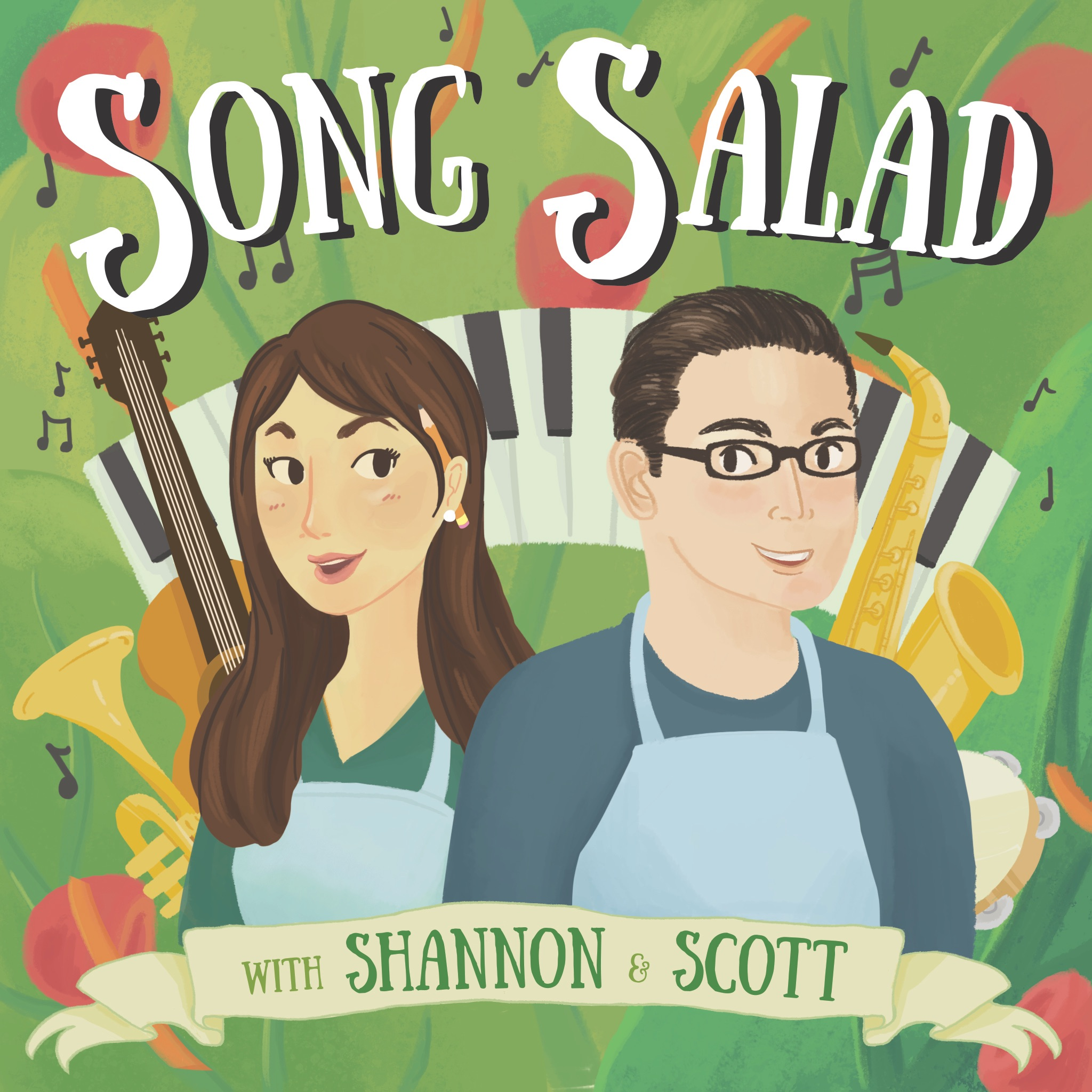 Song Salad podcast show image