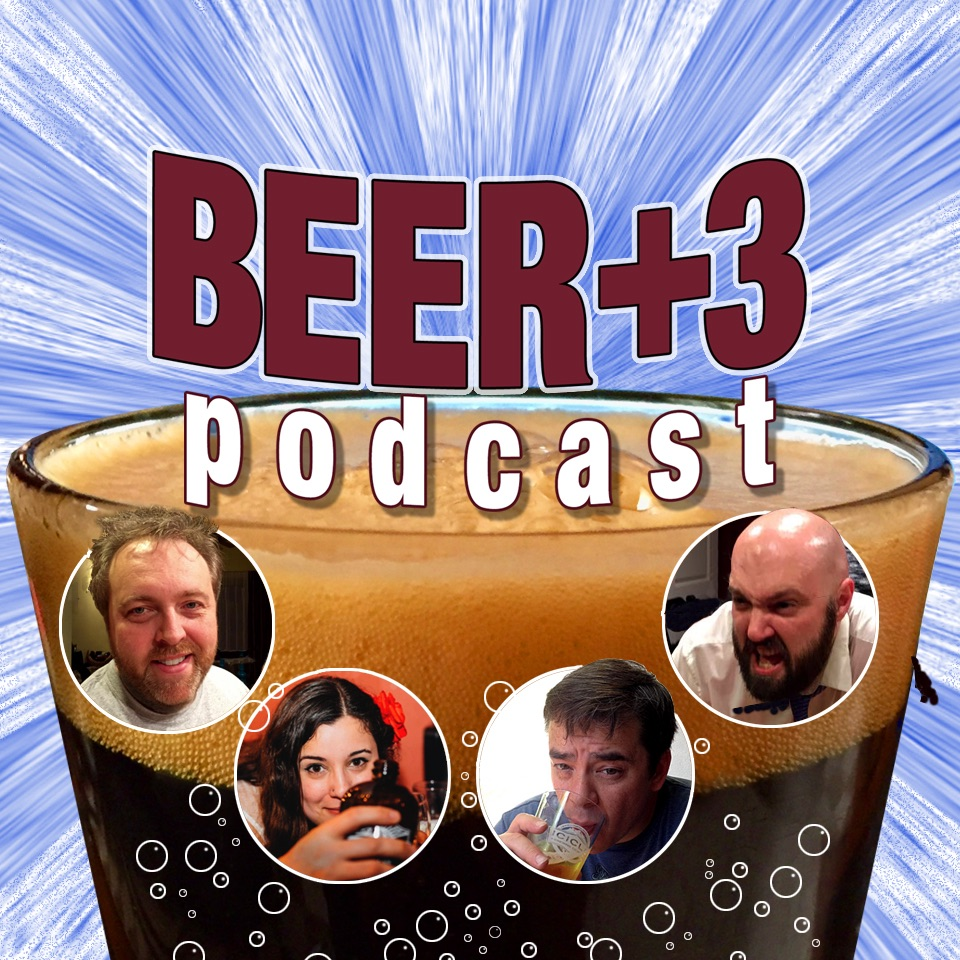 Beer Plus 3 Podcast