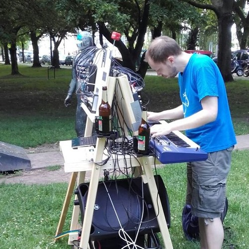 Prahnisteur Feat. Sound Cart - Nahe Oberbaumbruecke 1