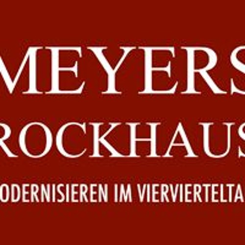 MEYERS ROCKHAUS's avatar