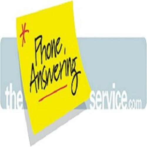 Phone Answering Service's avatar
