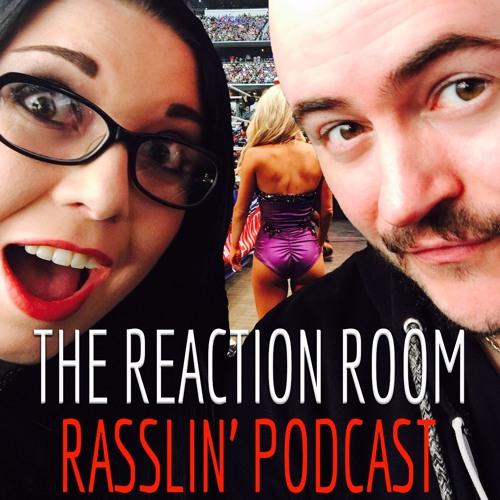 The Reaction Room Rasslin' Podcast's avatar