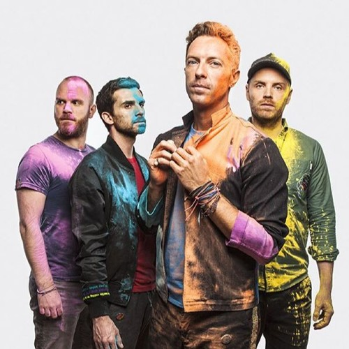 Coldplay's avatar