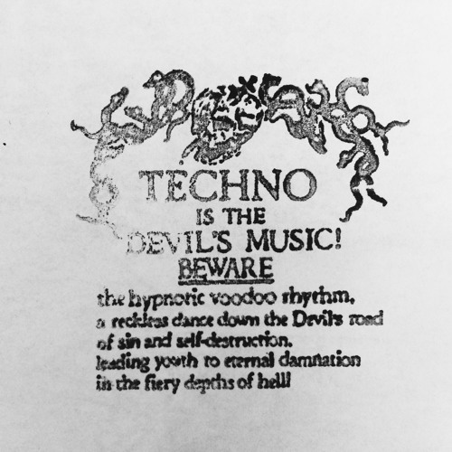 Techno is the Devils Music's avatar