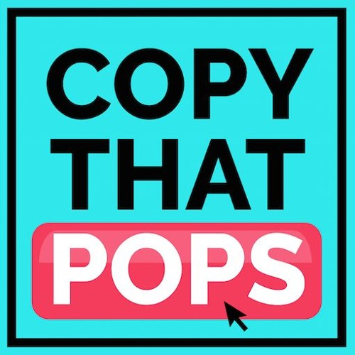 Copy That Pops (online business podcast)'s avatar
