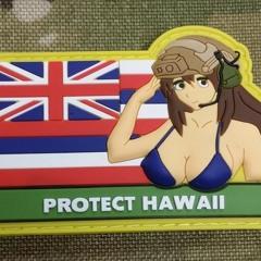 #HawaiianNightmareMonkey
