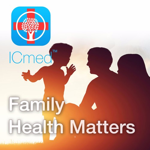 ICmed Family Health Matters Podcast's avatar