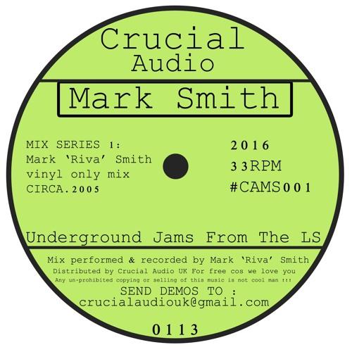 Mark 'Riva' Smith's avatar